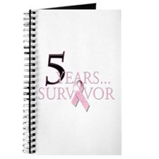 5 Years Breast Cancer Survivor Journal