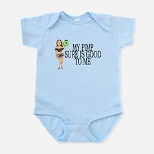 My Pimp Infant Bodysuit