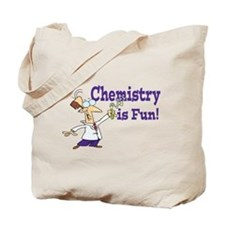Chemistry is Fun! Tote Bag