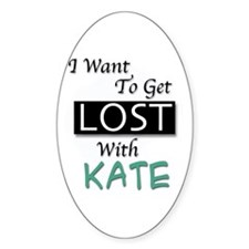Get Lost With Kate Decal