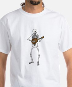 Skeleton Mandolin Shirt