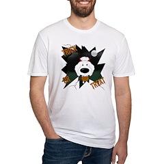 Poodle Devil Halloween Shirt