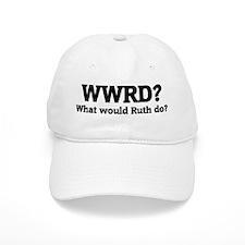 What would Ruth do? Baseball Cap