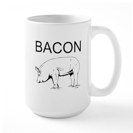 Bacon Large Mug