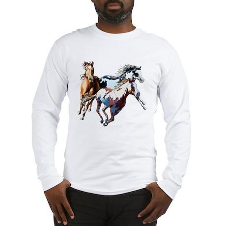 Race Day Long Sleeve T-Shirt