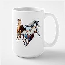 Race Day Large Mug