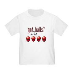 Got (Big Red) Balls? T