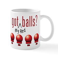 Got (Big Red) Balls? Mug