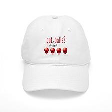 Got (Big Red) Balls? Cap