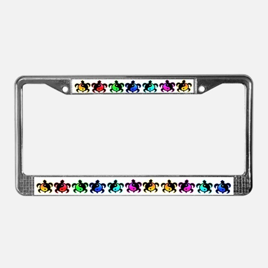 Turtle License Plate Frames Cafepress