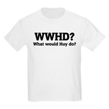 What would Huy do? Kids T-Shirt