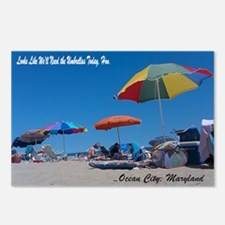 Ocean City Maryland PostCard