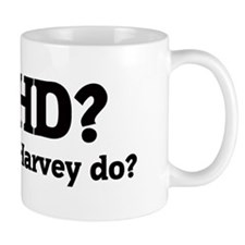What would Harvey do? Mug