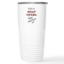 What Would Erica Do? Travel Mug