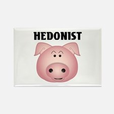 Cute Hedonist Rectangle Magnet