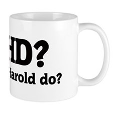 What would Harold do? Mug