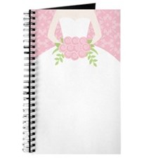 Pink Bride Wedding Journal
