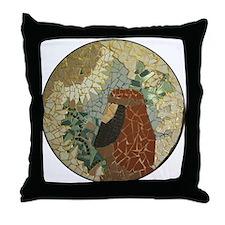 Cute Jesus birth Throw Pillow