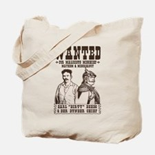 Dirty Deeds & Der Dunder Chief Tote Bag