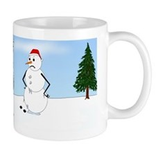 Great Dane Holiday Mug