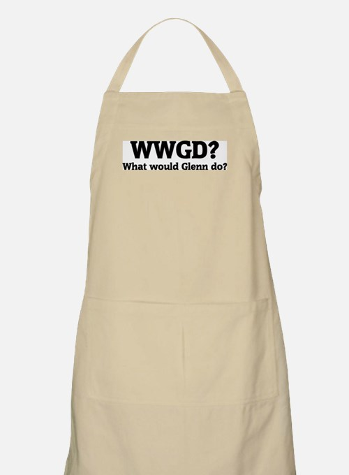 What would Glenn do? BBQ Apron
