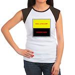 Coral Snake Poem Women's Cap Sleeve T-Shirt