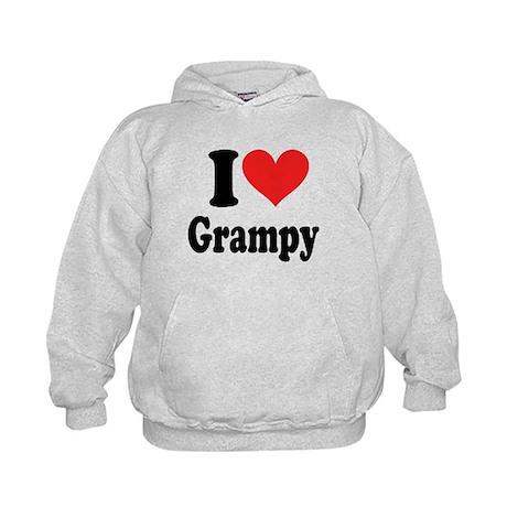 I Love Grampy: Kids Hoodie