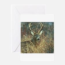 deer1001 Greeting Cards