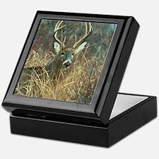 Unique Deer Keepsake Box