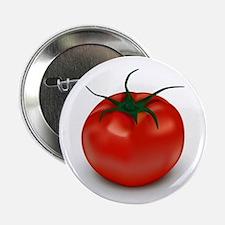 """Unique Tomato 2.25"""" Button (10 pack)"""