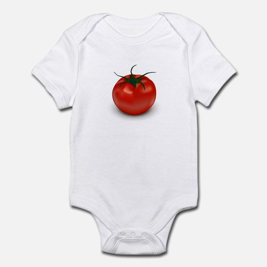 Tomato Red Body Suit