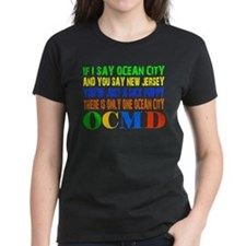 The Only Ocean City Tee