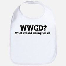 What would Gallagher do? Bib