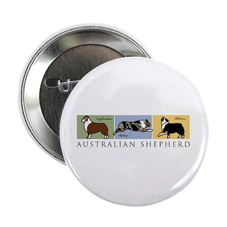 """The Versatile Aussie 2.25"""" Button (10 pack)"""