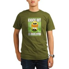 Knock Out Non-Hogkins Lymphom T-Shirt