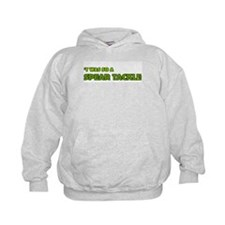 Irish Rugby Spear Tackle Humor Hoody