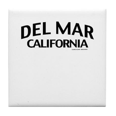 Del Mar Tile Coaster