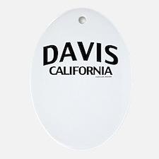 Davis Ornament (Oval)