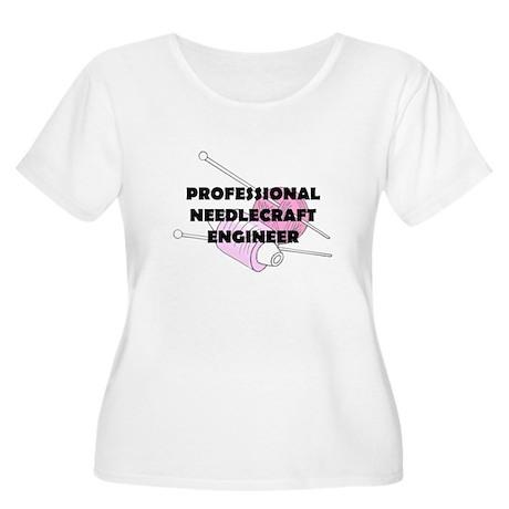 Professional Needlecraft Engi Women's Plus Size Sc