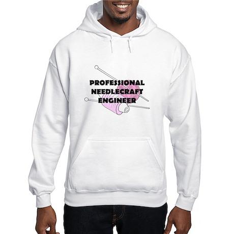 Professional Needlecraft Engi Hooded Sweatshirt