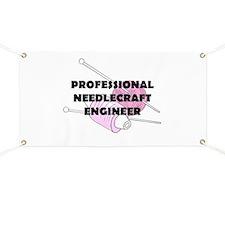 Professional Needlecraft Engi Banner