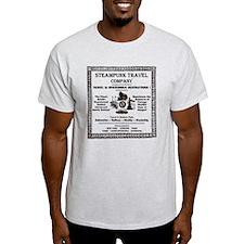 Steampunk Travel T-Shirt