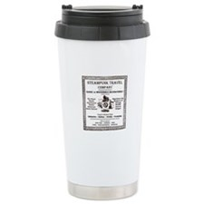 Steampunk Travel Travel Mug