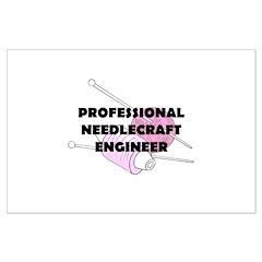 Professional Needlecraft Engi Posters
