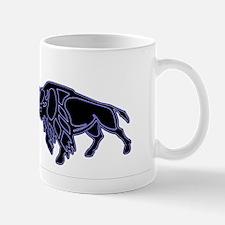 BUFFALO_NEON_VECTOR_solid Mug