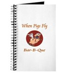 When Pigs Fly! Journal