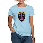 Concord Massachusetts Police Women's Light T-Shirt
