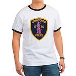 Concord Massachusetts Police Ringer T