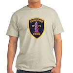 Concord Massachusetts Police Light T-Shirt