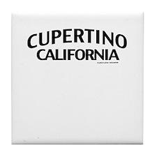 Cupertino Tile Coaster